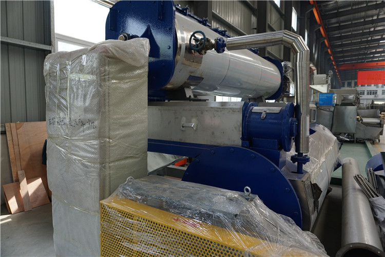 China factory supply automatic fish powder machine small fish meal plant