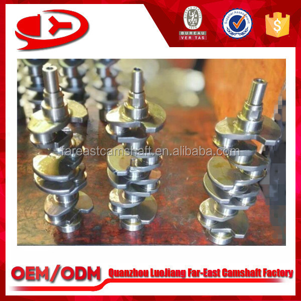 brand new crankshaft used for engines 4d56&4d56u