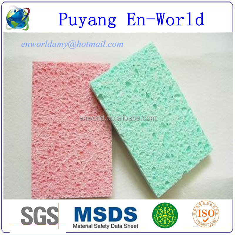 2014 new cellulose/wood pulp sponge