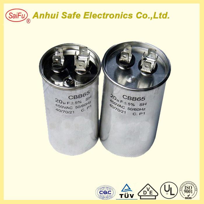 Condensateur 5uf 450/Vac Tab/ /Prix pour 1/chaque
