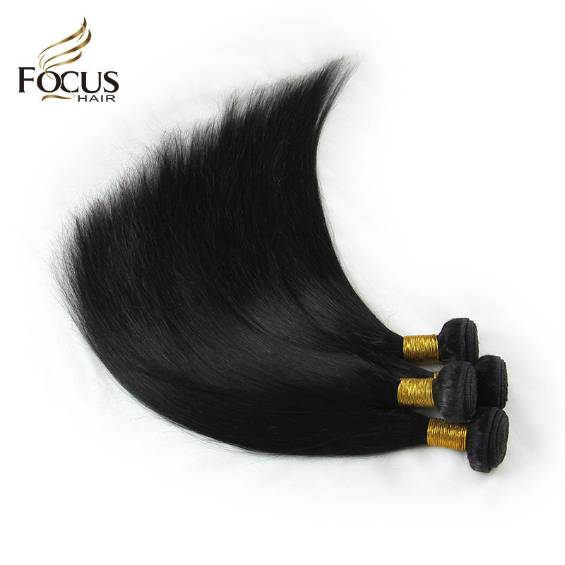 Wholesale Malaysian Straight Human Hair Weave Grade 7A Unprocessed Virgin Malaysian Hair Extension 4 Pcs Lot