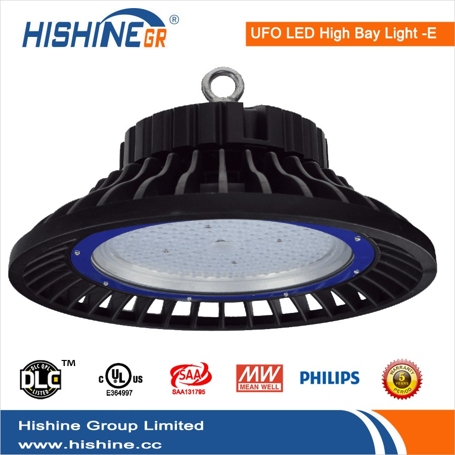 Lumileds 130lm/w Nichai Chip Meanwell Driver 5 Years Warranty Ufo ...