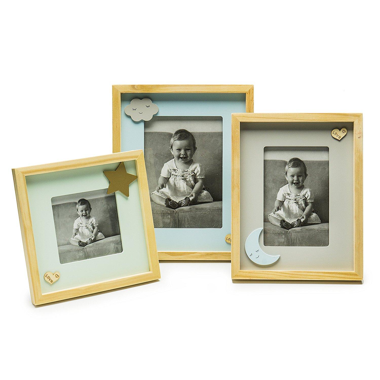 Modali Baby Rocking Horse Photo Frame Frames