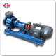 Hengbiao high temperature electric motor drive centrifugal impeller air cooled hot oil booster pump