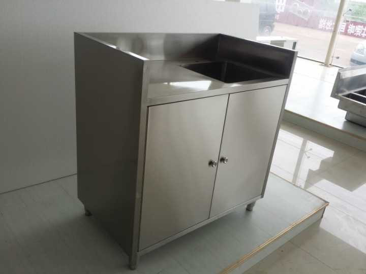 Ready Made Cabinets : Commercial custom stainless steel ready made kitchen