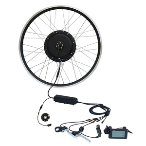 500w 750w 1000w motor built in controller e bike conversion kit