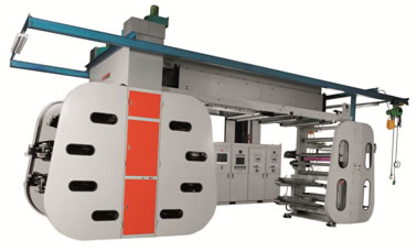 CI Flexo Printing Machine