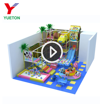 Fast Food Restaurants Eco-Friendly Maze For Plastic Indoor Playground