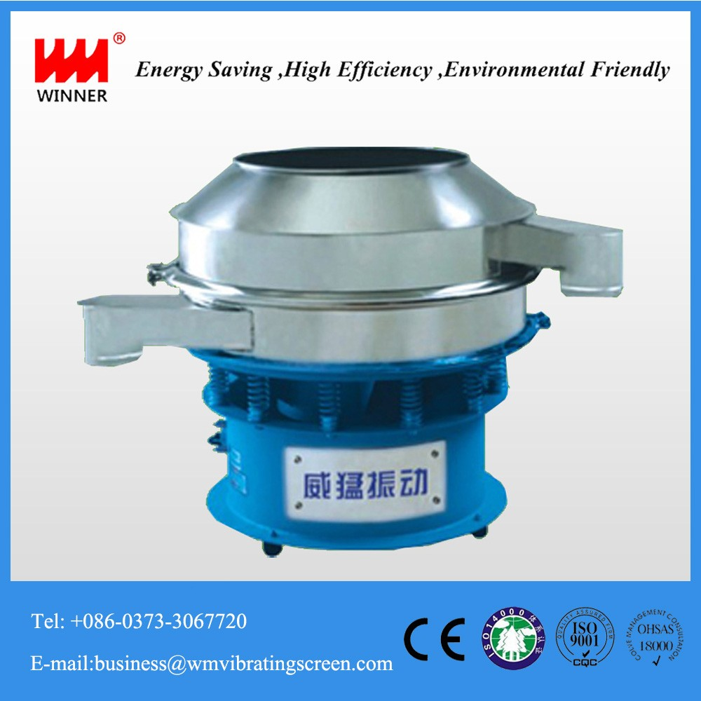Soil lab test Rotary vibrating screen sieve shaker