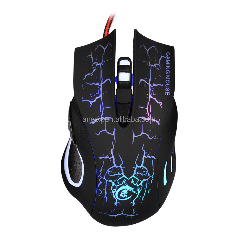 Factory wholesale high speed gaming mouse game mouse for sale