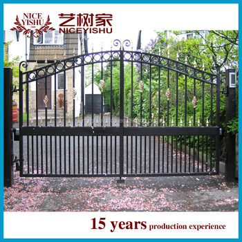 Alibaba Modern Entrance Main Indian House Main Gate Designs Wrought