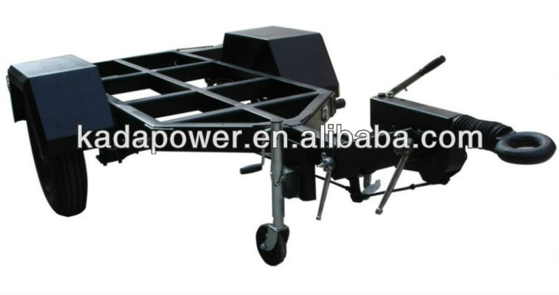 60kw Chinese Ricardo Weifang Movable Diesel Generator