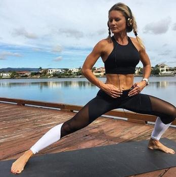 8734925c5dbef Women Fintess Leggings Yoga Pants Good Quality Gym Workout Wear