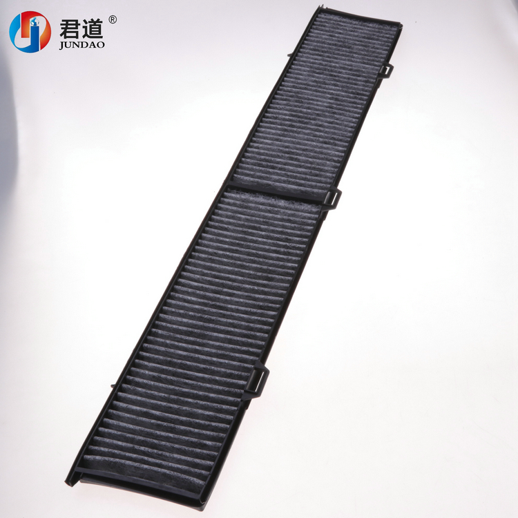 High quality homemade wholesale range hood carbon filter 64319142115 silver activated carbon filters