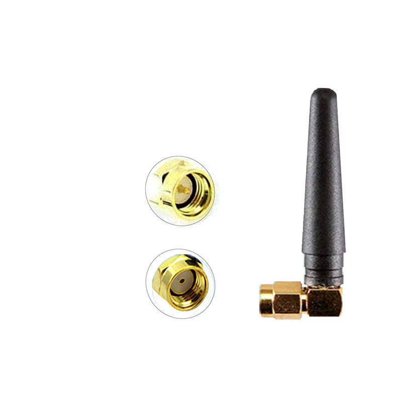 5dBi Rubber Duck 4G LTE Antenna 868MHz Antenna with SMA-J Connector