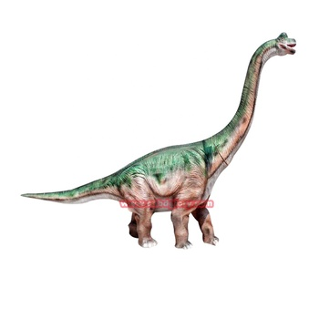 Children Playground Decor Huge Lifelike Dinosaur Sculpture For Sale