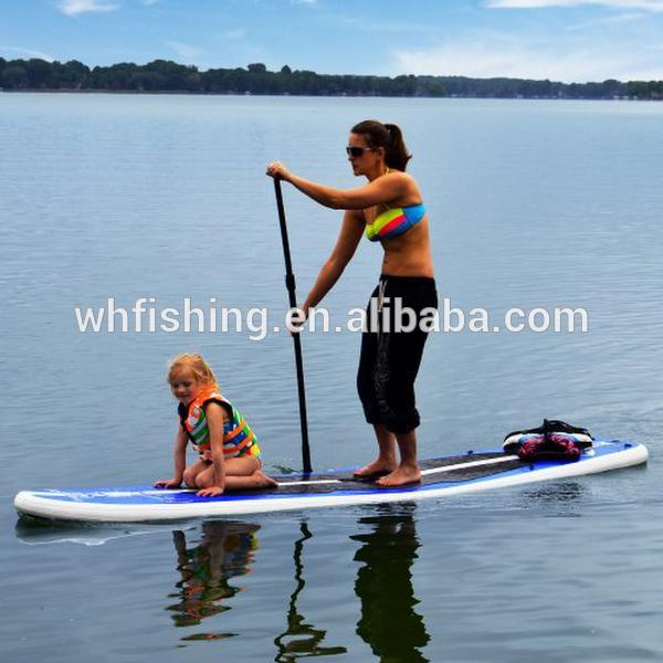 2015 made in china inflável sup paddle board