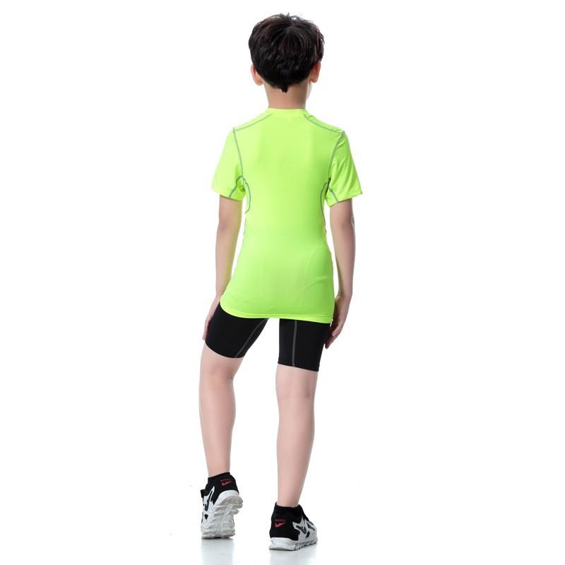 High Quality Boys' Compression Shirt 9