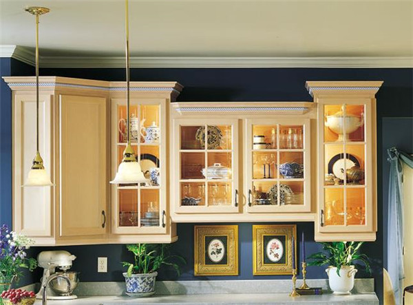 Wholesale price china custom made kitchen cabinets buy for Made to order kitchen cabinets