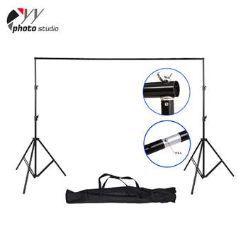 2M*3M Aluminum Portable Studio Photo Photography Backdrop Stand Support