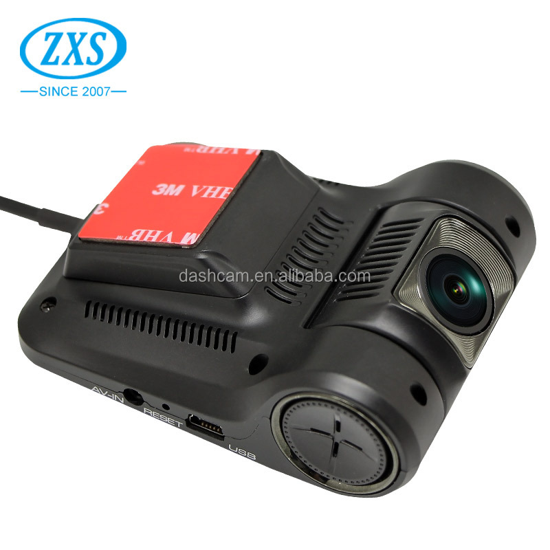 OEM 2.45 inch screen mini WDR hidden 1080p car dvr
