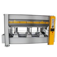 China fabriek levering <span class=keywords><strong>spaanplaat</strong></span> <span class=keywords><strong>MDF</strong></span> hot hoofd persmachine