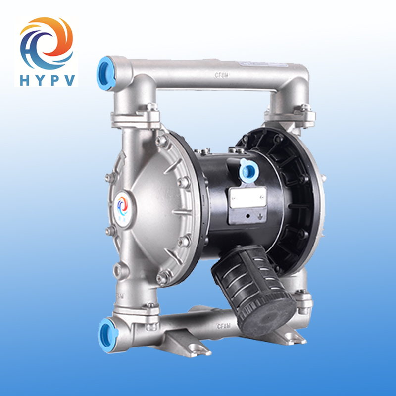 1/2 inch stainless steel pneumatic diaphragm pump