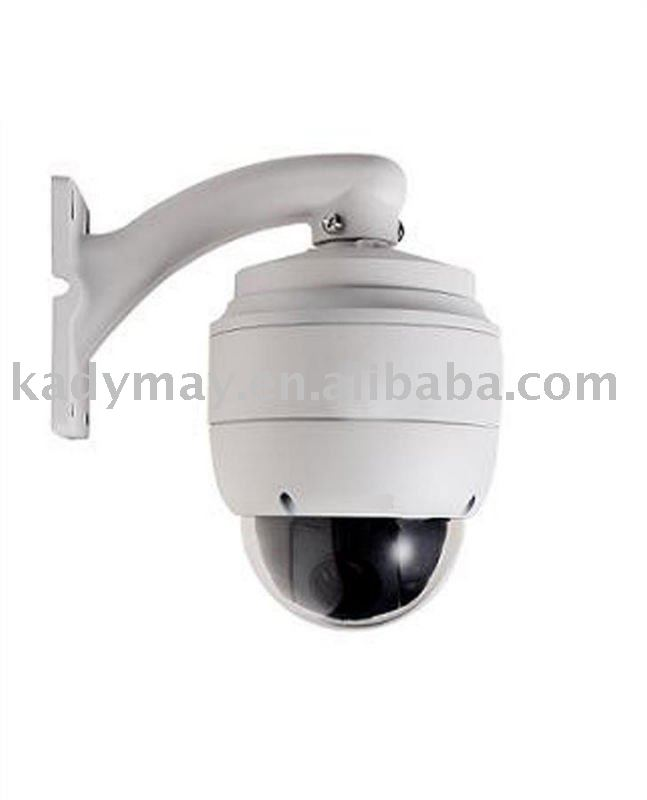 high definition high speed ip ptz dome camera