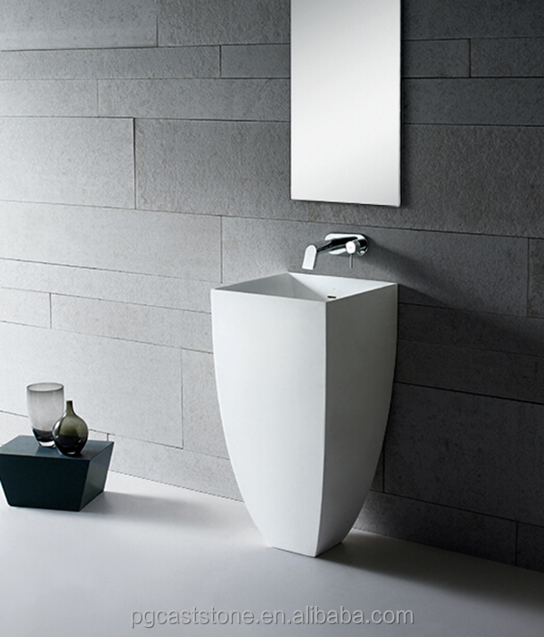 Natural Stone Pedestal Sink, Natural Stone Pedestal Sink Suppliers And  Manufacturers At Alibaba.com