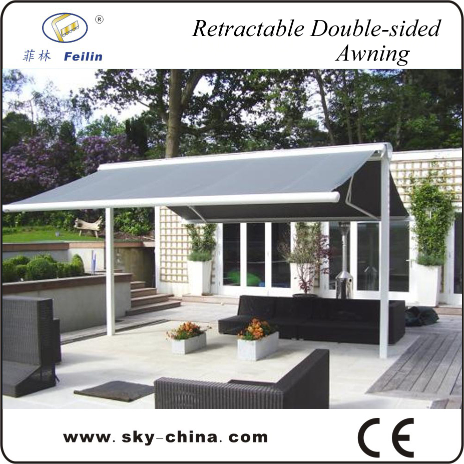 Retractable Awning Collapsible