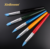 5 Pcs Colorful Handle Rubber Head Silicone Tool Rubber Pen Clay Tool Set Modeling Sculpting Tool