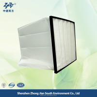 pocket filter plastic frame for air filter