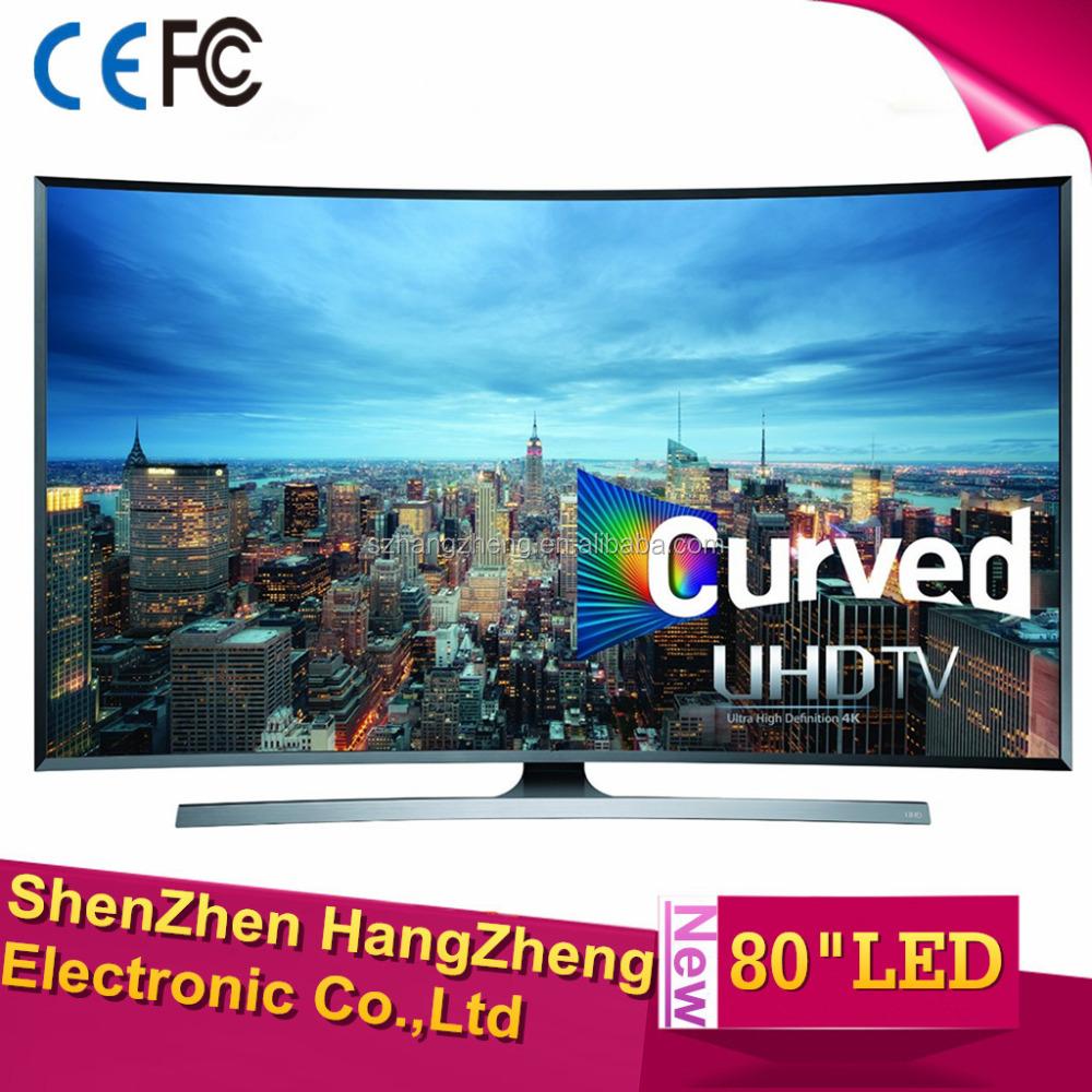 80-inch 4k Ultra Hd 3d Curved Oled Lcd Tv/oem Ultra Thin Led Tv ...