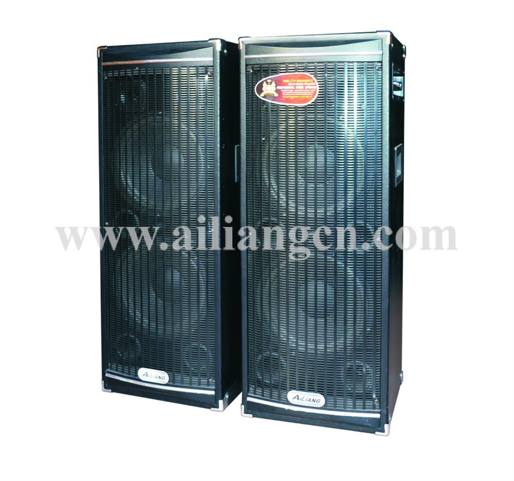 AILIANG professional stage speaker USBFM-2120C