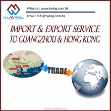 Sea and Air Logistics Service from Guatemala to Guangzhou & Hong Kong