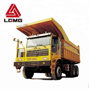 LGMG MT86H 30000kg cargo machinery sand carrying truck sale