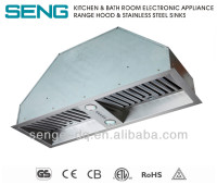 SENG Stainless steel Under cabinet Cooker hood