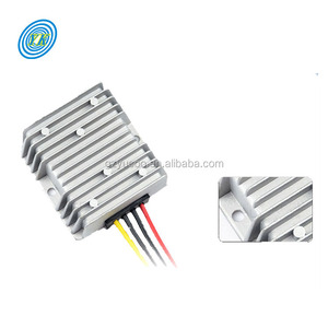 Full waterproof potting dc power supply 12v dc to 19v dc converter