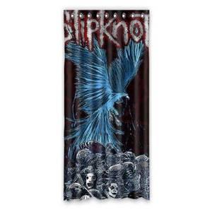 """Custom Slipknot Panel Curtain Polyester For Bedroom 50""""x108"""" 1 Panel"""