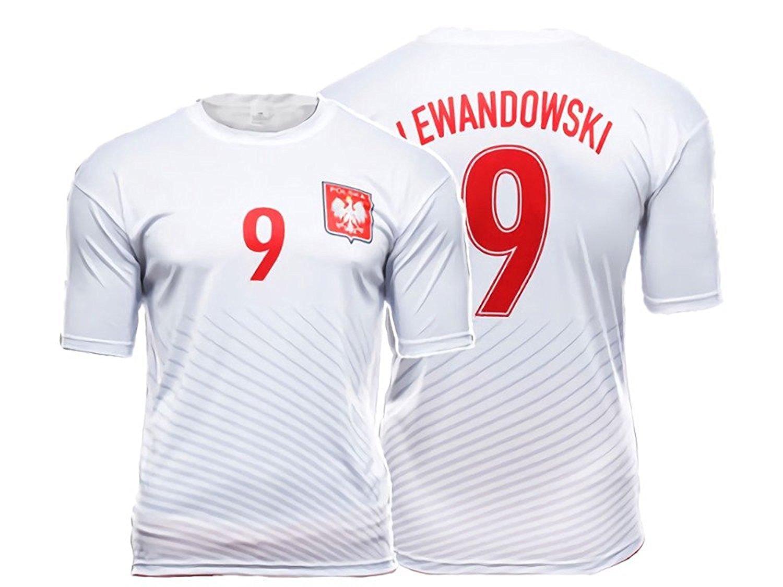 Youth Polska Soccer Jersey Polish Pride Poland National Team Zulla Crew-Neck Jersey