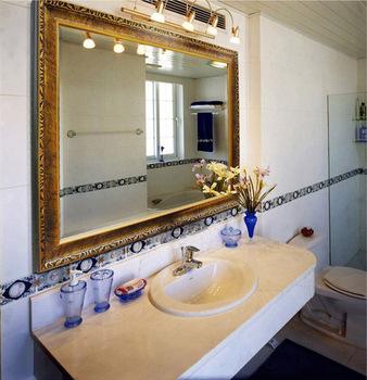 Cornici In Polistirolo Per Specchi.16 X 16 18 X 18 20 X 20 Materiale Polistirolo Moderna Specchio