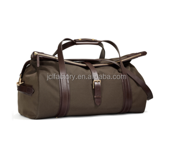 green army canvas duffel bag canvas overnight bag for lady or men
