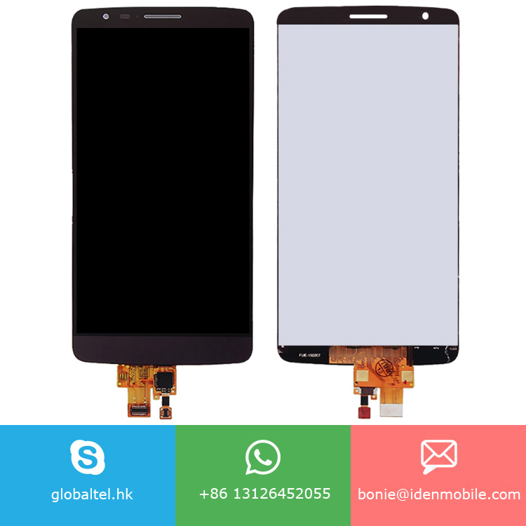 5.5 inch LCD Dispaly Touch Screen Digitizer Assembly for LG G3 D850 D855