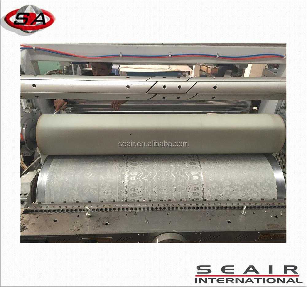 handmade turkey tablecloth,PVC Table Cloth Sheet machine, PVC Table Cloth Calandering Machine