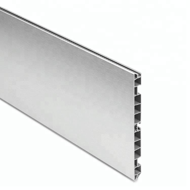 Stainless Steel Pvc Toe Kick Panel