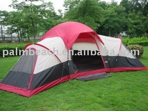 Family Tent/10-person tent/c&ing tent/outdoor tent/travelling tent & Family Tent/10-person tent/camping tent/outdoor tent/travelling ...