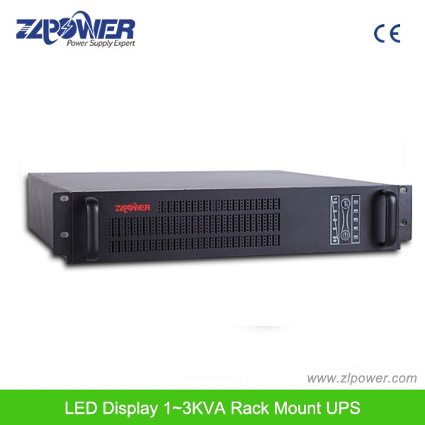 Hot sale 1 - 10KVA Rack Mount High Frequency Online UPS