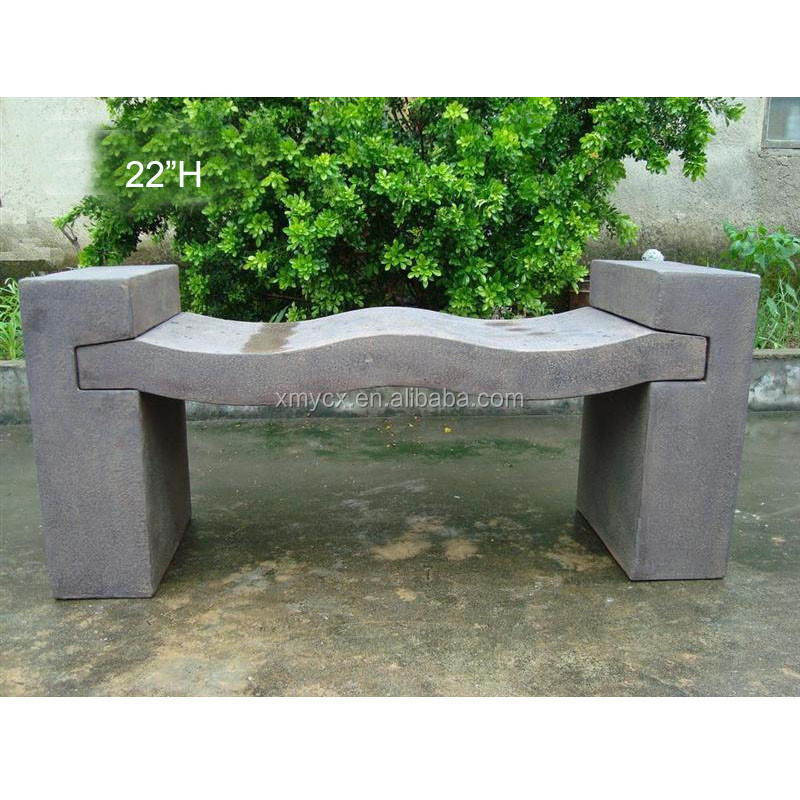 Outdoor tuin decoratieve stenen tuinbank vezels patio banken product id 60263059955 dutch - Decoratie stenen tuin ...