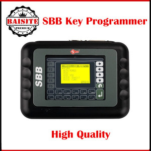 2016 Wholesale Good Quality Silca sbb key programmer for universal Car key sbb key programmer Newest Version V33.02 low price