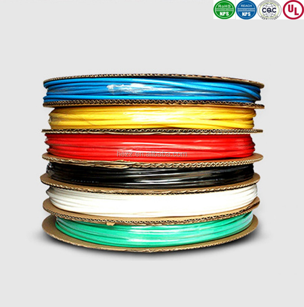 halogen free cable protective double wall heat shrink tubing